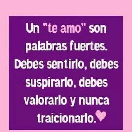 Frases Bonitas De Amor Buscar Con Google Ms Pinterest Amor