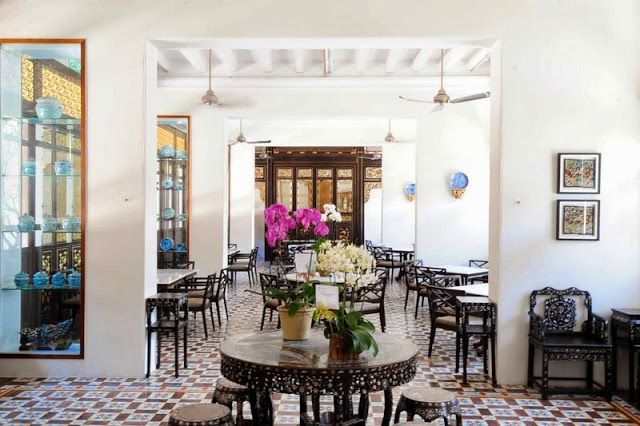 The Yum List Seven Terraces Georgetown Penang Malaysia Home Decor House Design Room