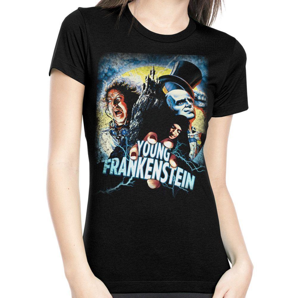 Young Frankenstein Poster Women's Tee
