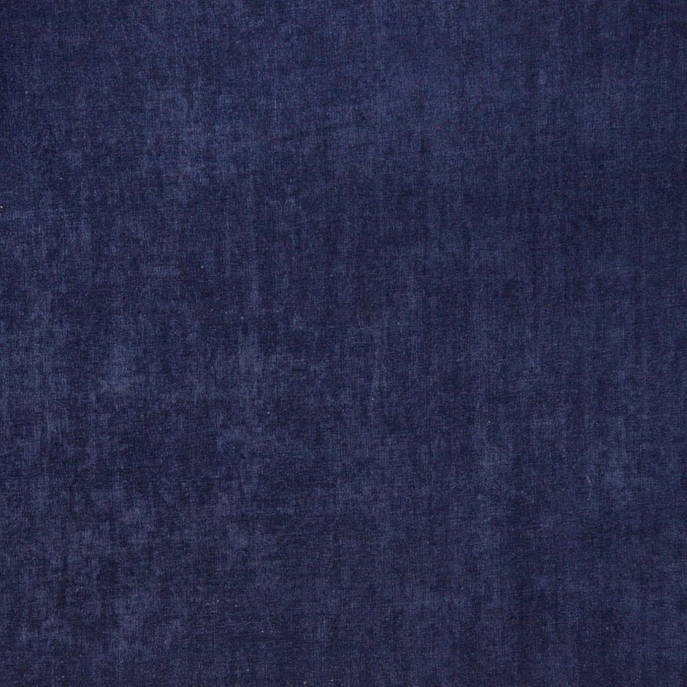 Navy Blue Smooth Polyester Velvet Upholstery Fabric By The Yard #velvetupholsteryfabric