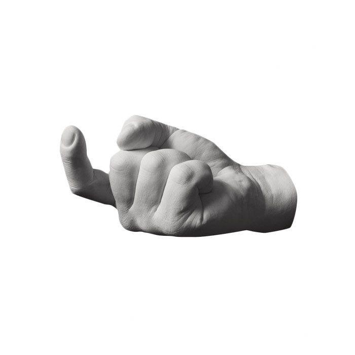 C'Mere Hand Hook >> Unique! This would be quite the conversation piece.