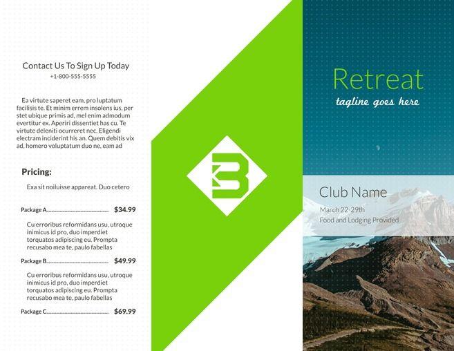 brochure templates office