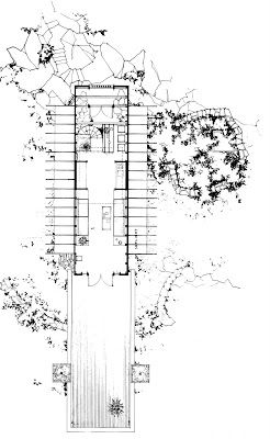 Not Pc Stoneflower E Fay Jones Paper Architecture Architecture Drawing Amazing Architecture