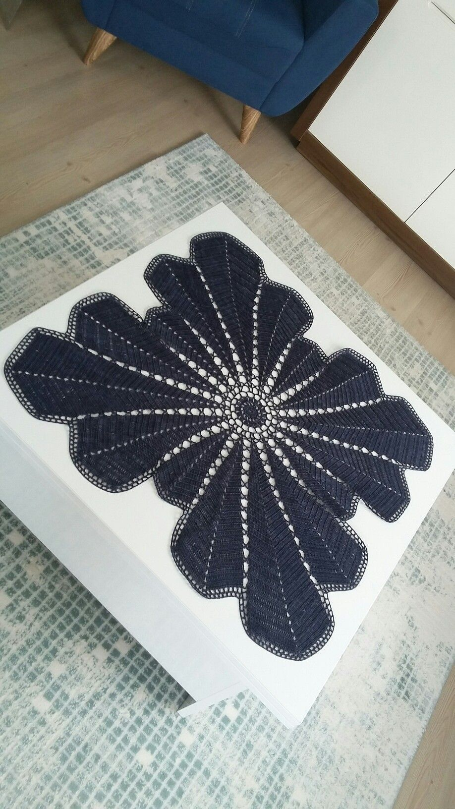 Feathers of Pharaohs pattern by 10 Hours or Less - MommyGrid.com