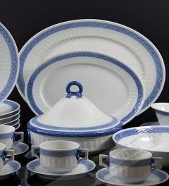 royal copenhagen f cher blau tafelservice porzellan. Black Bedroom Furniture Sets. Home Design Ideas