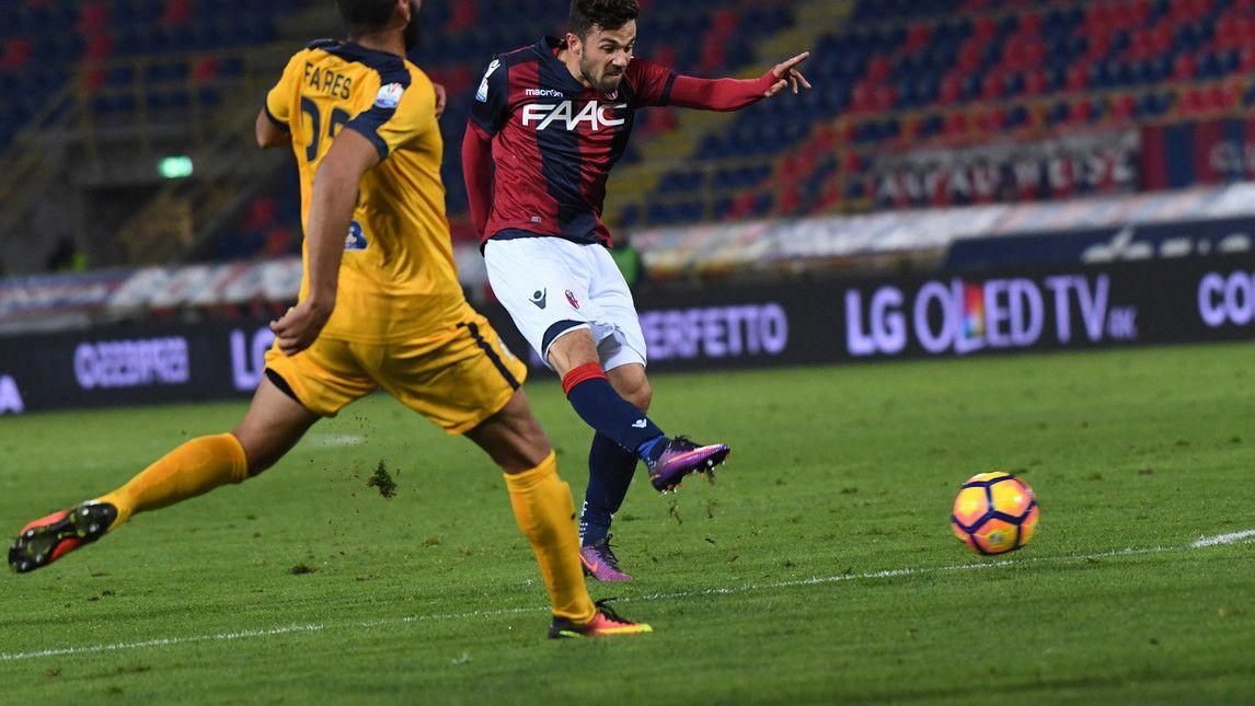 Coppa Italia: Verona ko, il Bologna vola agli ottavi di finale - Corriere dello Sport