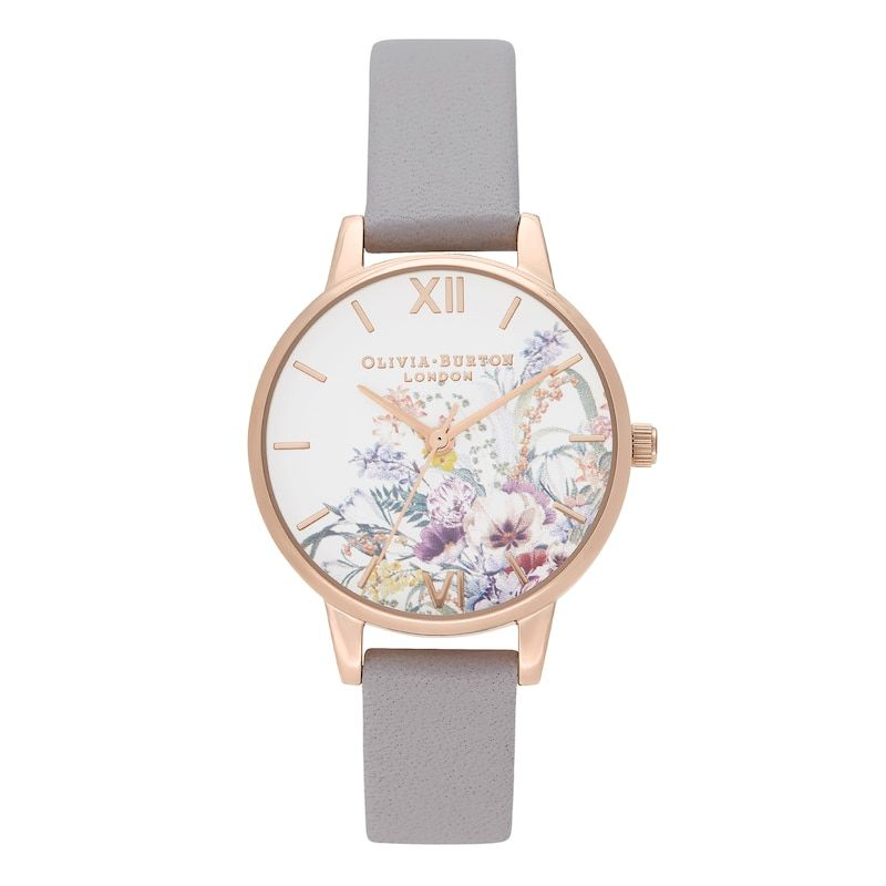 Olivia Burton Enchanted Garden 30mm Women's Watch OB16EG150
