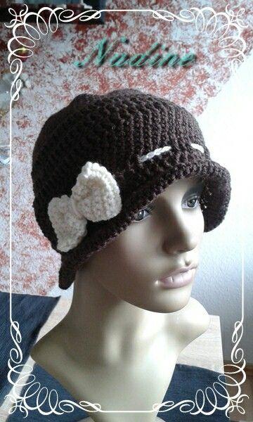 Mütze im Vintage Stil