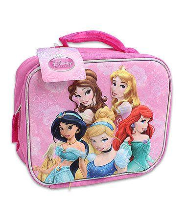 27b86bb51c5 Pink Princess 3-D Lunch Box  zulily  zulilyfinds