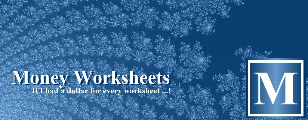 Free Money Worksheets create own worksheets counting coins, add ...
