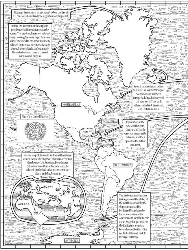 Welcome to Dover Publications | Dibujos cole | Pinterest | Geografía ...