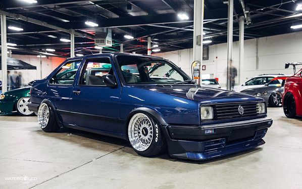 Vw Volkswagen Jetta Coupe Mk2 Custom Jetta A2 Autos Coupe