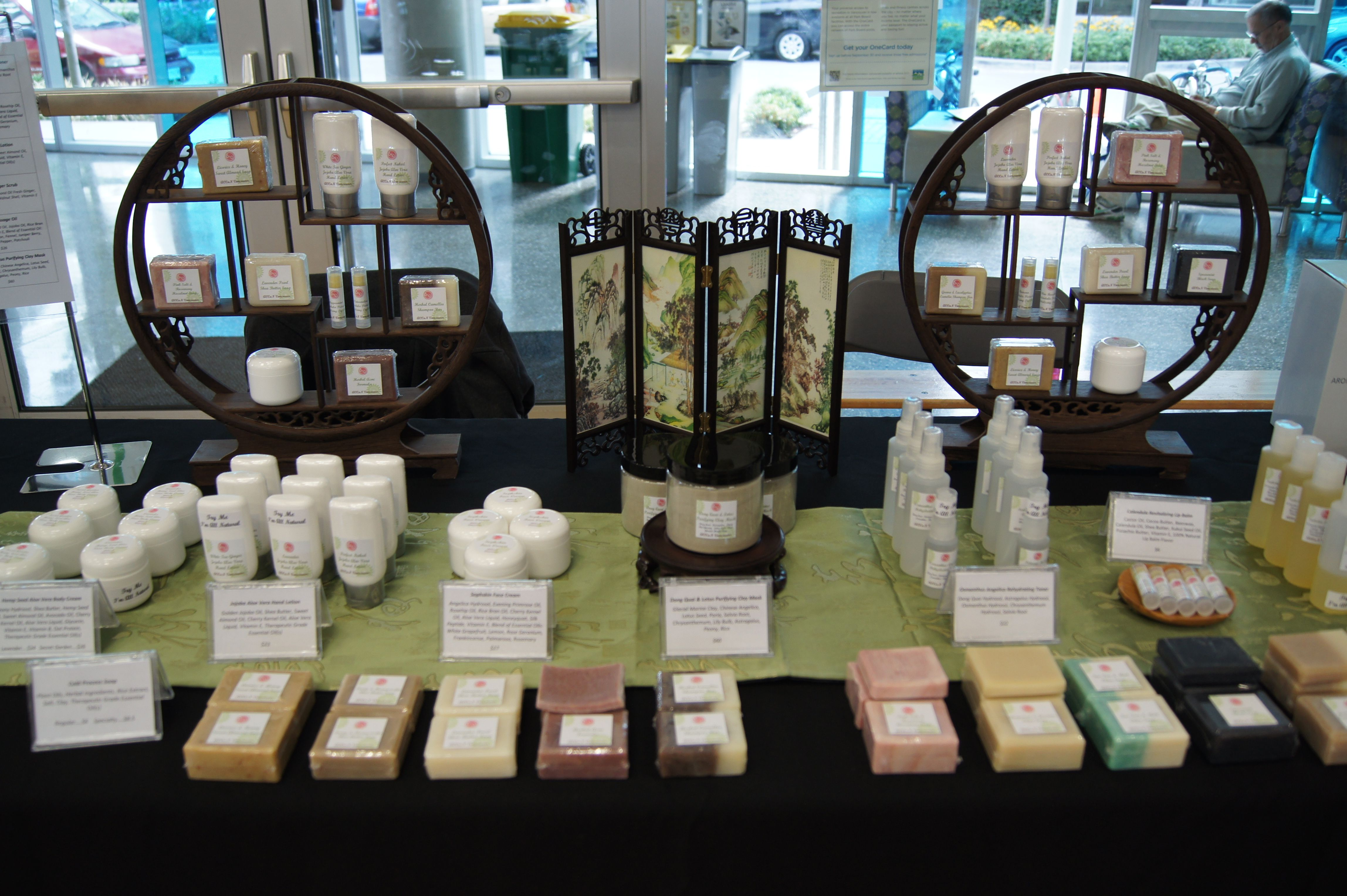 ACCaN Natural Skincare Products. Handcrafted in Vancouver, BC. 2013