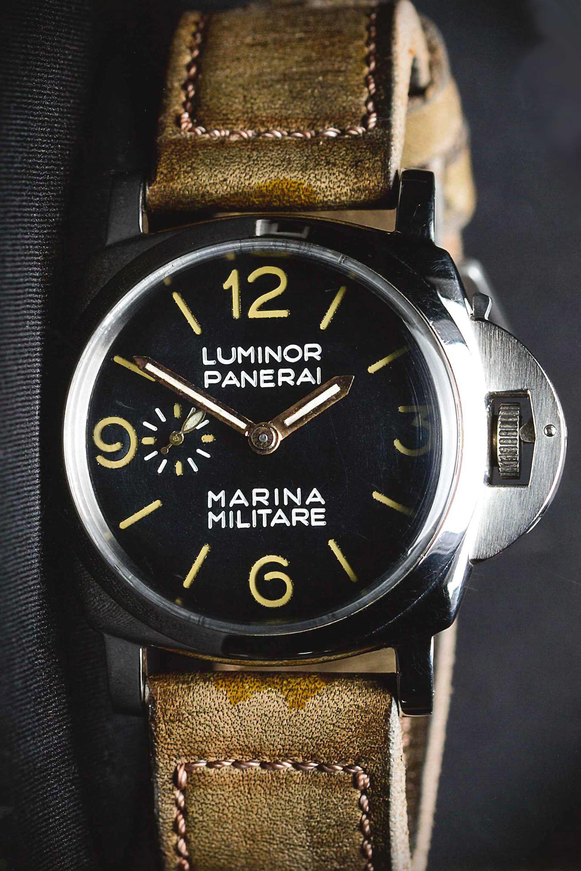c60b8e8c37d THE RAREST AND NEWEST MODERN  MARINA MILITARE  WATCHES  PANERAI ...