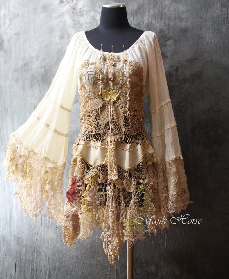 Bohemian dress by Majik Horse. For more follow www.pinterest.com/ninayay and stay positively #pinspired #pinspire @ninayay