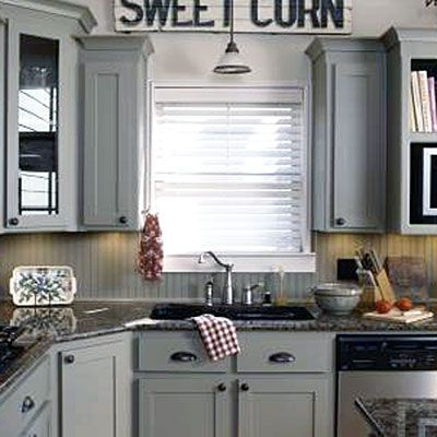 Kitchen Backsplash Ideas Beadboard Kitchen Grey Kitchen
