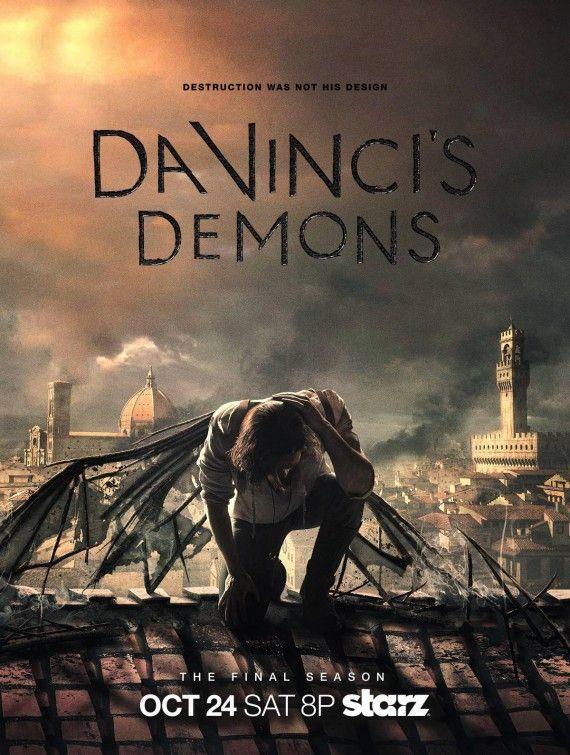 და ვინჩის დემონები Da Vinci's Demons