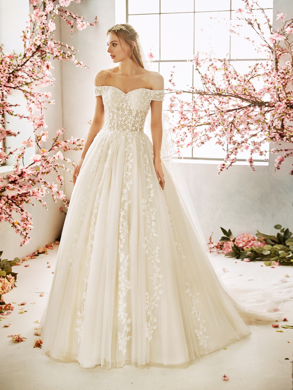 Sakura Handfasting Wedding La Sposa Wedding Dresses Short Wedding Dress Belle Wedding Dresses