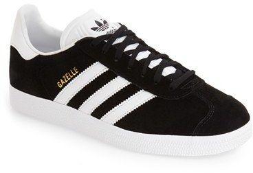 new product 5a1dc cb840 Mens Adidas Gazelle Sport Pack Sneaker Adidas Gazelle Black, Adidas  Originals Gazelle, Black Adidas