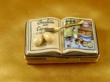 Limoges - Cookbook - Omelet