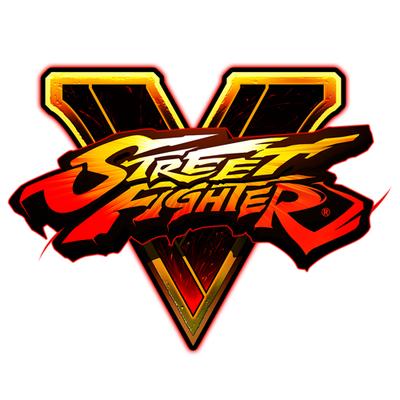 Capcom Announces Street Fighter V The Latest Installment In The Popular Fighting Video Game Franchise Street Fighter Desain Logo Otomotif Seni
