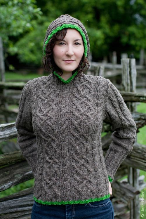 Gwendolyn by Fiona Ellis | Fall sweaters | Pinterest | Sacos