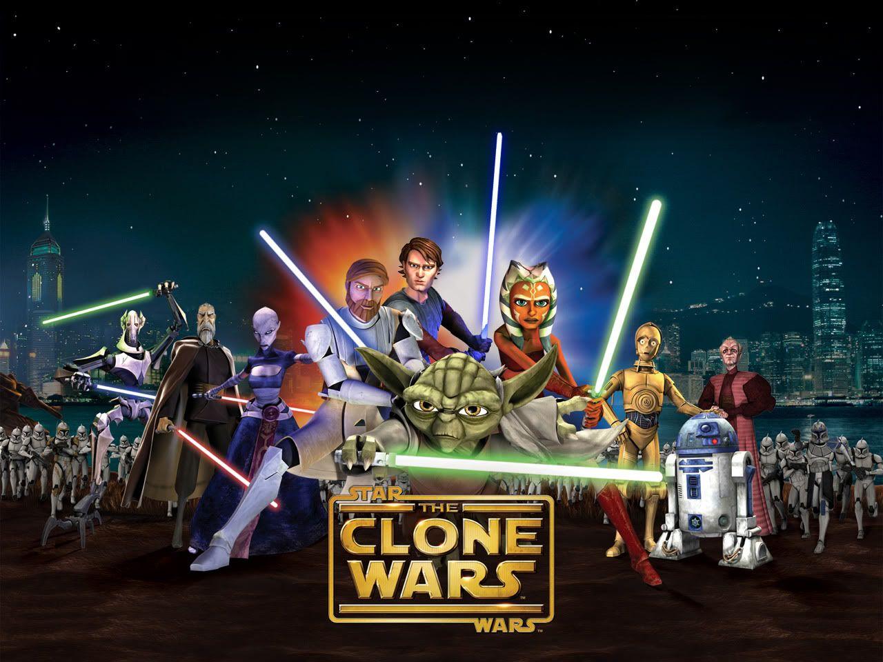 The Galaxy Junkyard: How Star Wars: The Clone Wars Must End