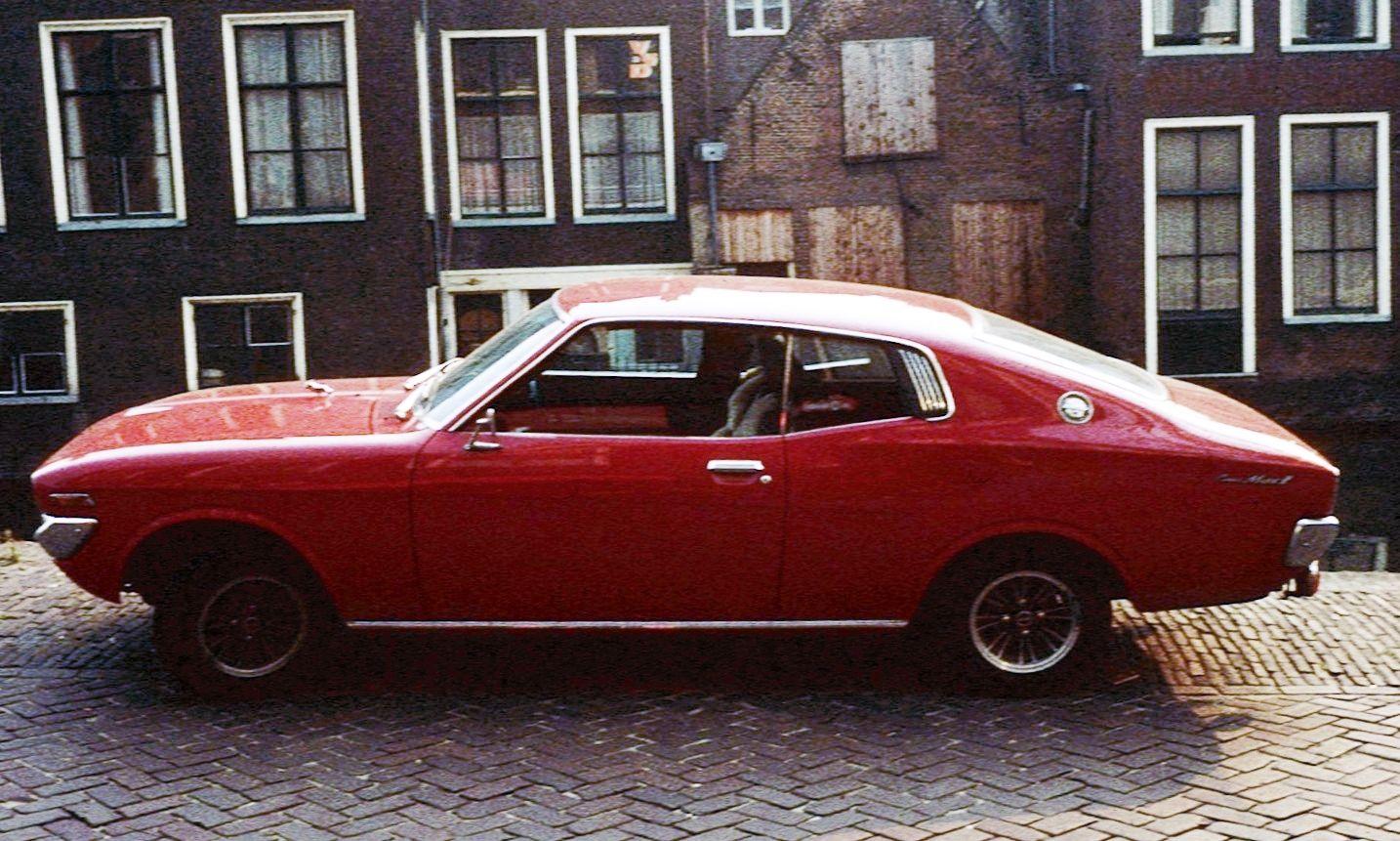 Toyota corona ii coupe