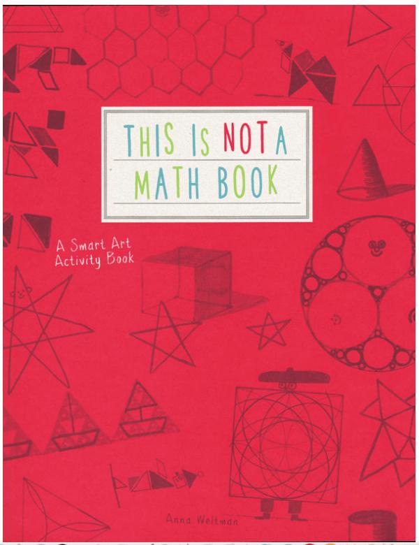 This is Not a Math Book by Anna Weltman
