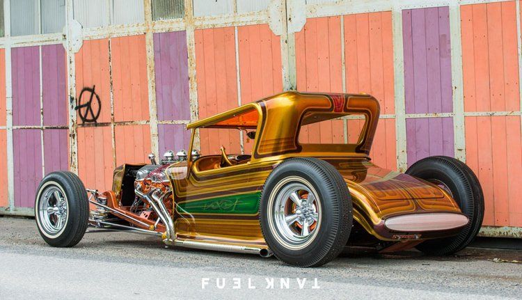 Galaxian 1927 Ford Model T Roadster By Paradise Road Japan