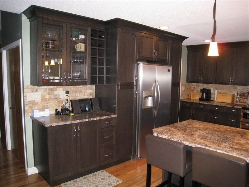 Kitchens Central Alberta Gallery Kcb Cabinets Renovations Central Alberta Kitchen Cabinet