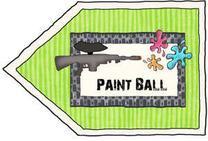 """""""Paintball"""" Party Package"""