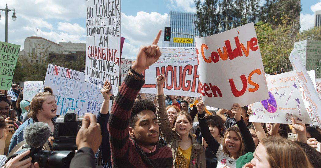 Photos From The March For Our Lives Protests Around The World March For Our Lives Around The Worlds Photo