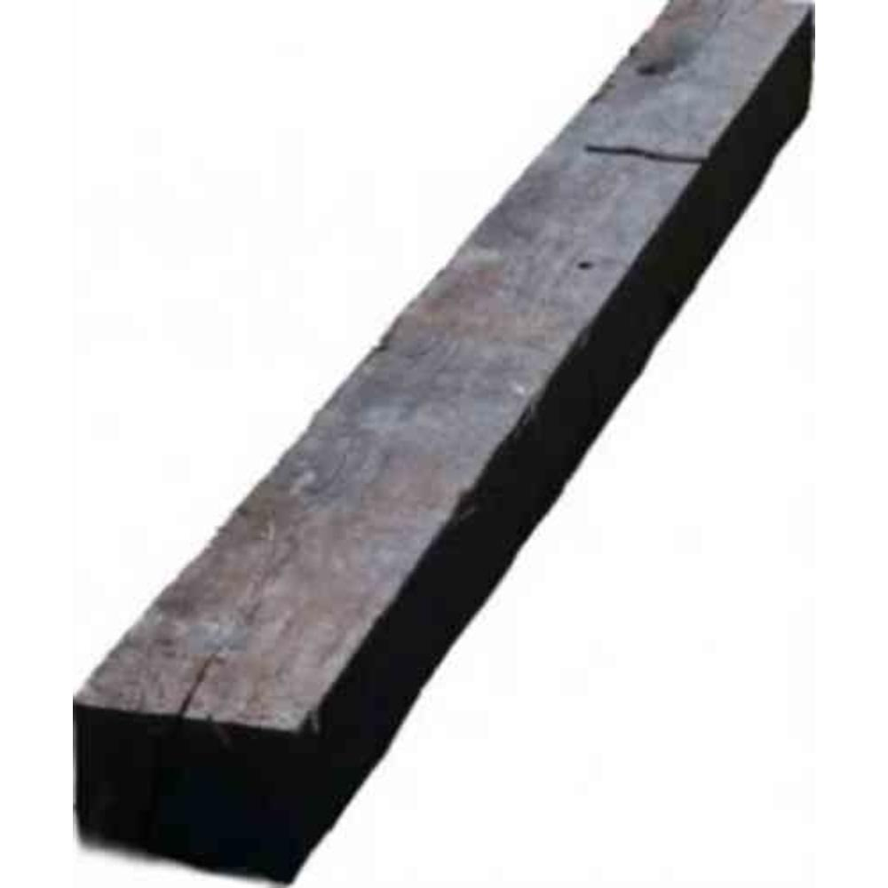 7 In X 9 In X 8 Ft Common Actual 7 In X 9 In X 96 In Creosote Treated Used Railroad Tie Rrtie1 In 2020 Railroad Ties Home Depot Outdoor Settings