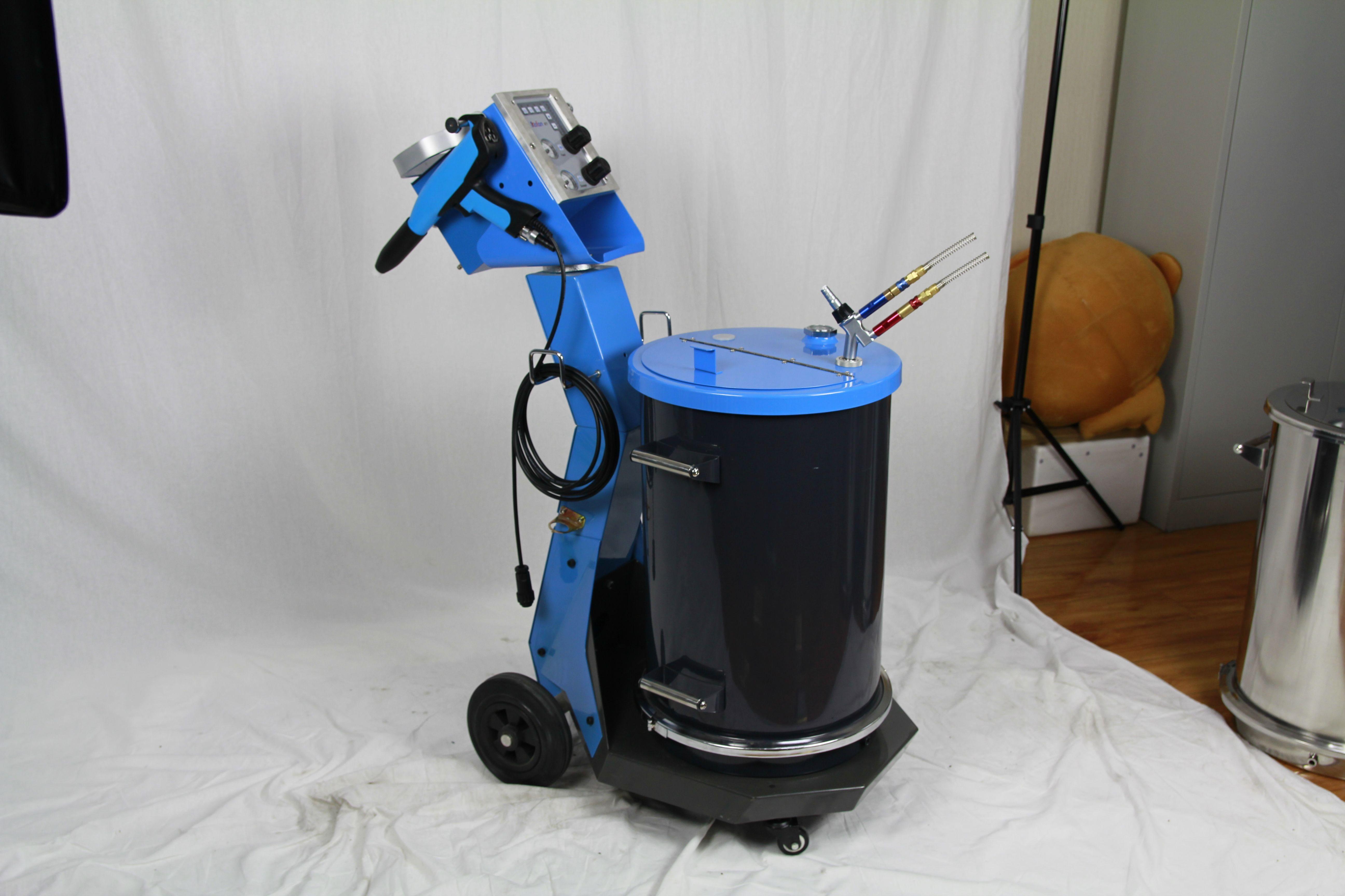 Powder Coat Spray Paint Machine Supplier Do It Yourself Coating Máquina De Revestimiento Polvo Metal Машина для