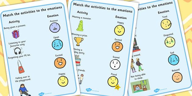 Emotions Activity Worksheets activities worksheet feelings – Feelings and Emotions Worksheets