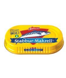 Den originale Stabbur-Makrell med samme gode smak helt siden 1958. Oppfunnet av Stabburets grunnlegger Gunnar Nilsen.