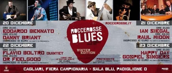 Appuntamento con il Rocce Rosse Blues 2013 #Sardegna