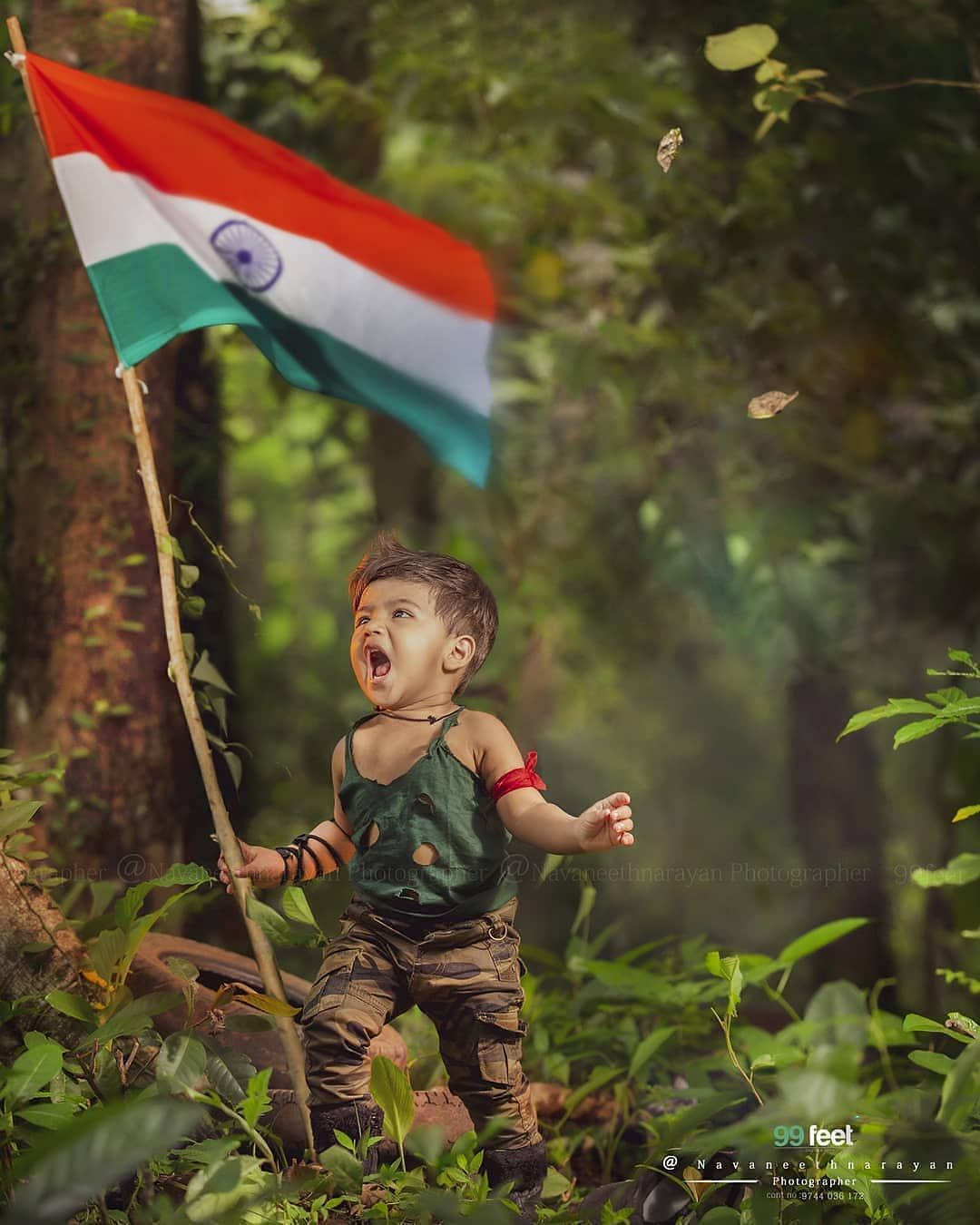 Image May Contain One Or More People People Standing Child And Outdoor Indian Flag Images Army Images Indian Army Wallpapers