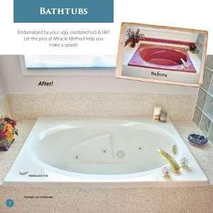 Miracle Method Transformations Refinish Bathtub Tub Refinishing Bathtub