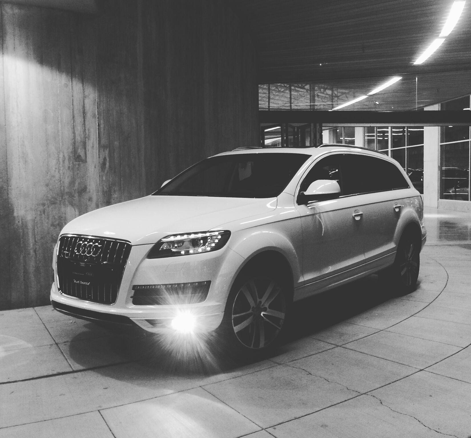 Q7 Audi Seattle Seattle, WA Audi