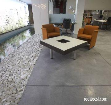 Pavimentos de hormigon madrd suelo exterior en 2019 for Cemento pulido exterior