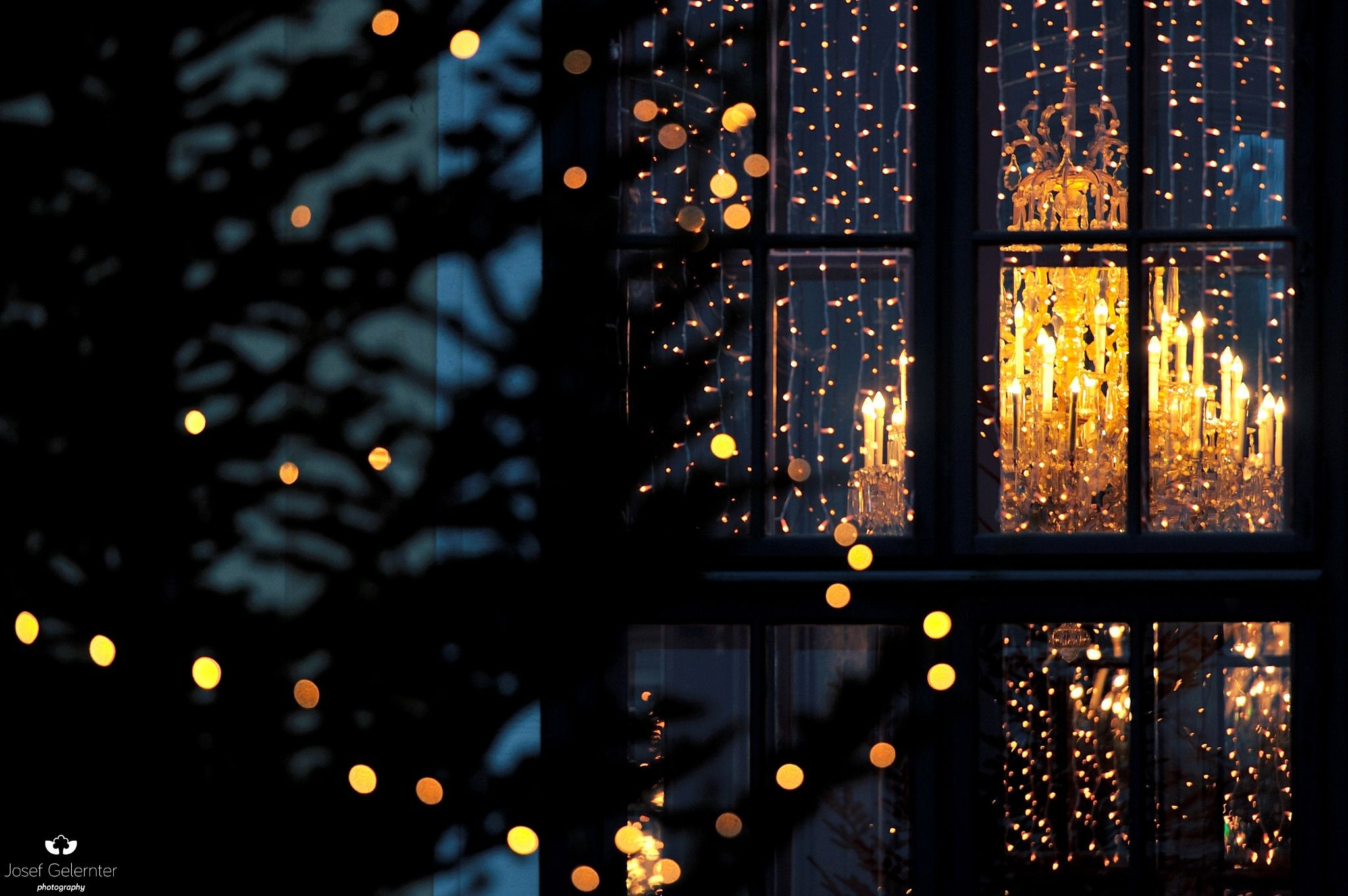 зимняя ночь за окном фото дуршлаг дать очень