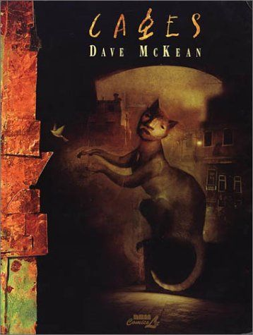 Dave McKean all the way...