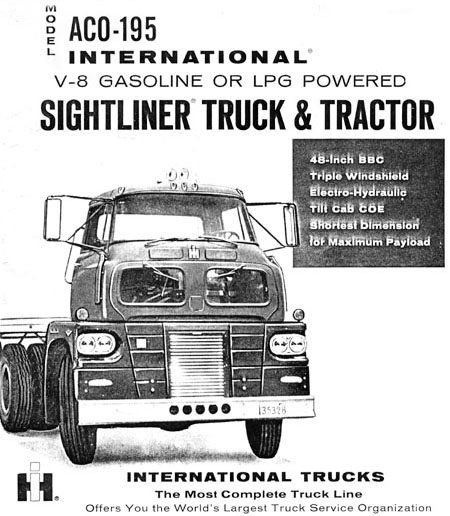 sightliner brochure