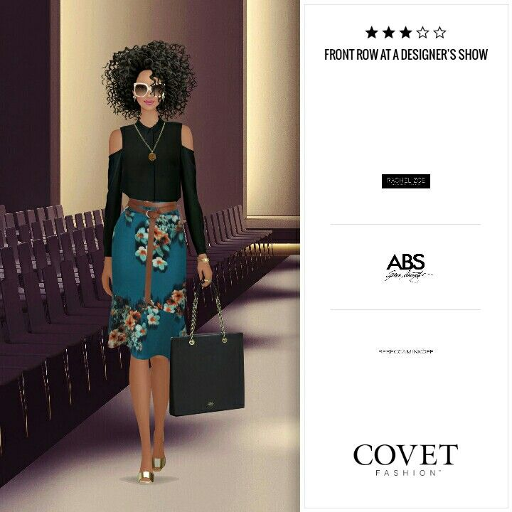 Front Row At A Designer Show Covet Fashion Pinterest Front Row Covet Fashion And Designers