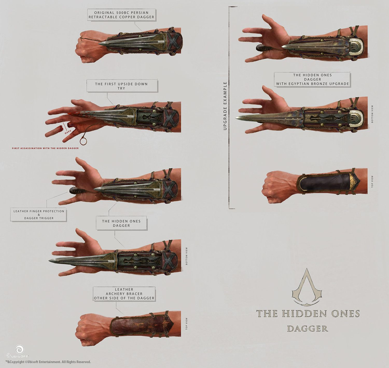 ArtStation - Assassin's Creed Origins, Martin Deschambault | Concept
