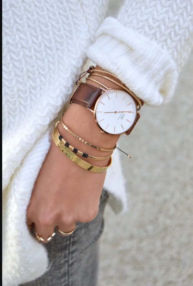 Pin by Queen Of Heart on Watches♡ Pinterest Joyas, Pulseras and