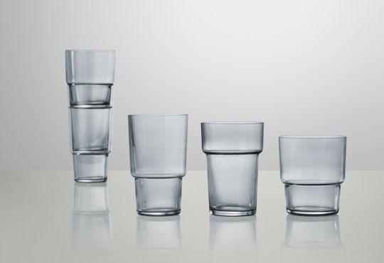 Modern Scandinavian Design Muuto Glass Glassware Drinking Glass