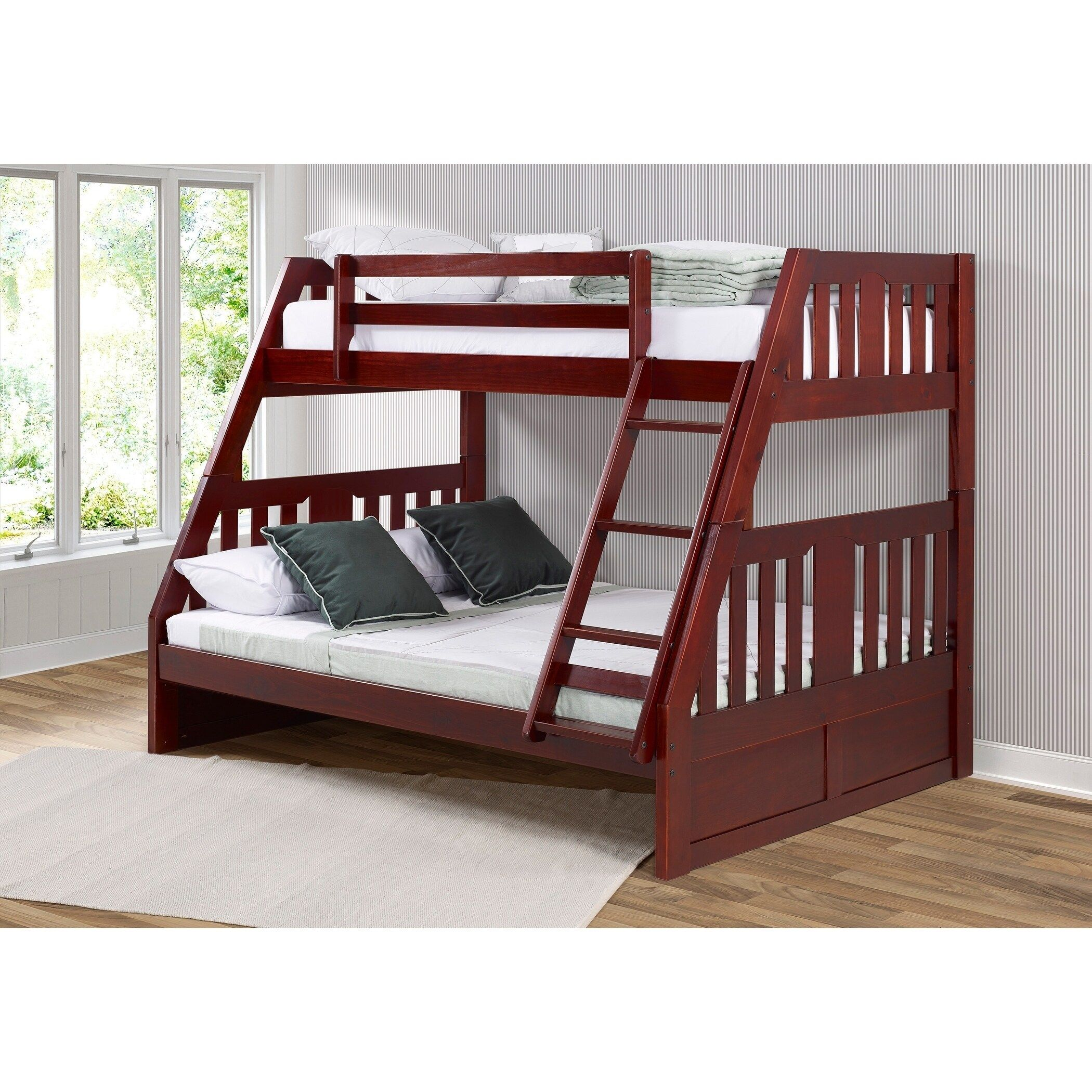 donco kids beds on Overstock Com Online Shopping Bedding Furniture Electronics Jewelry Clothing More Bunk Beds With Drawers Bunk Beds Full Bunk Beds